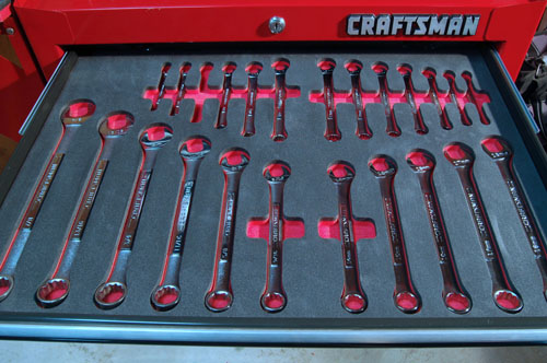 Craftsman Tool Box Foam Inserts Diy Plans Fine