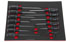 new organizer F-02556-R1 for the Husky 15-pc dual material screwdriver set